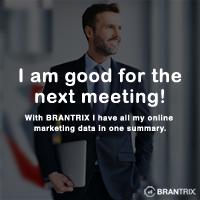 BRANTRIX Online Marketing Reporting Tool